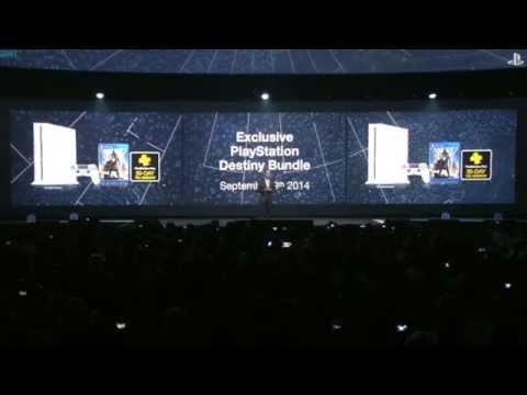 E3 2014: White <b>PS4</b> Trailer