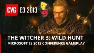 E3 2013 Gameplay Demo