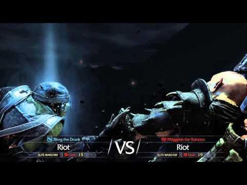 E3 2014: Nemesis System Power Struggles