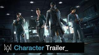 Characters Trailer