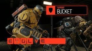 Bucket Gameplay