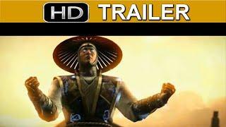 Raiden Trailer