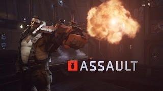 Assault Gameplay