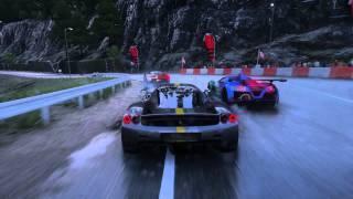 Japan Track. Заезд на Ferrari Enzo