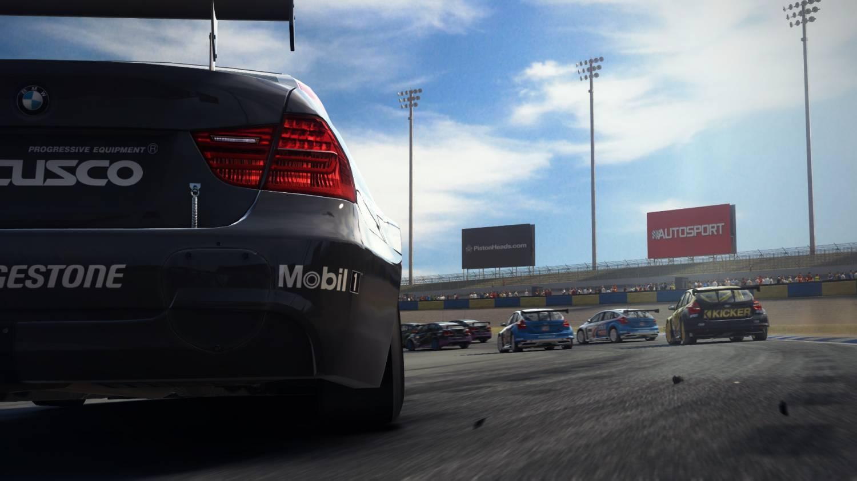 Рецензия (обзор) на игру GRID: Autosport