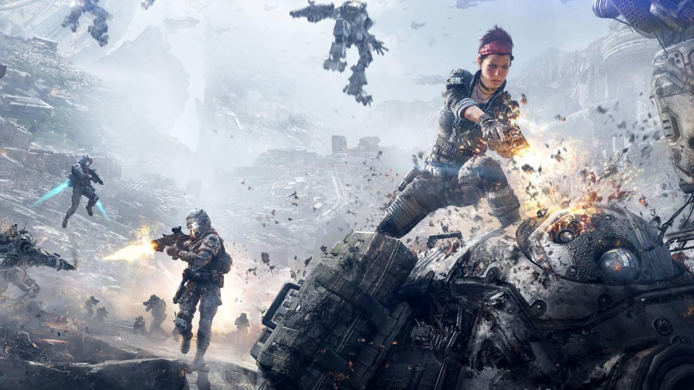 Рецензия (обзор) на игру Titanfall