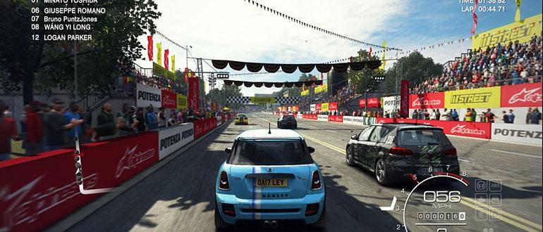 Как играть по сети в GRID: Autosport? Руководство запуска сетевой игры