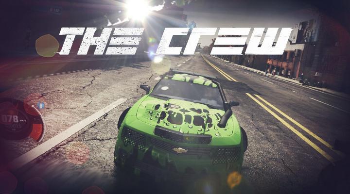 Рецензия (обзор) на игру The Crew. Лучший в жанре MMO-Racing